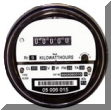 EZ Read Digital Kilowatt Hour Meter